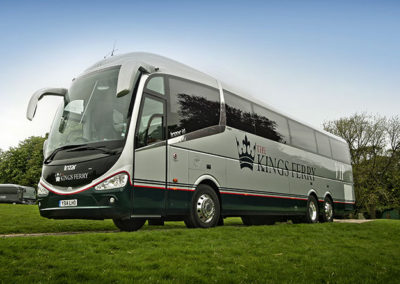Kings Ferry VIP – Luxury Coach Booking Website