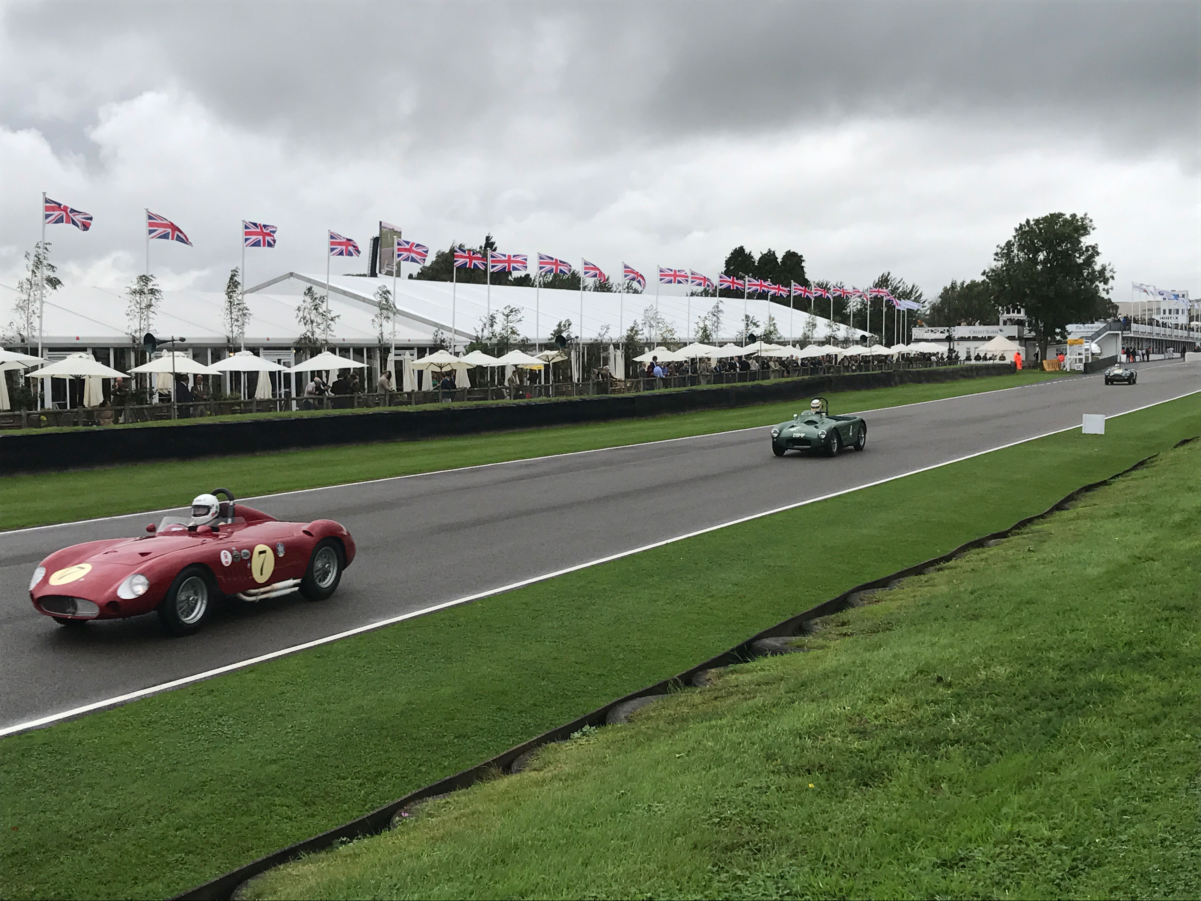 Goodwood Revival 2017: Driving Standards