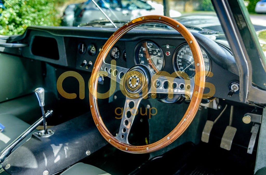 Crosthwaite & Gardiner – Classic Car Specialists Website