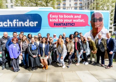 Coachfinder.co.uk – The Award Nominated Campaign