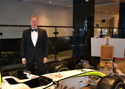 adams creative martin brundle brawnGP