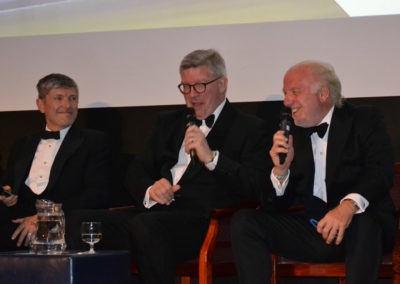 adams creative ross brawn dave richards lemans dinner