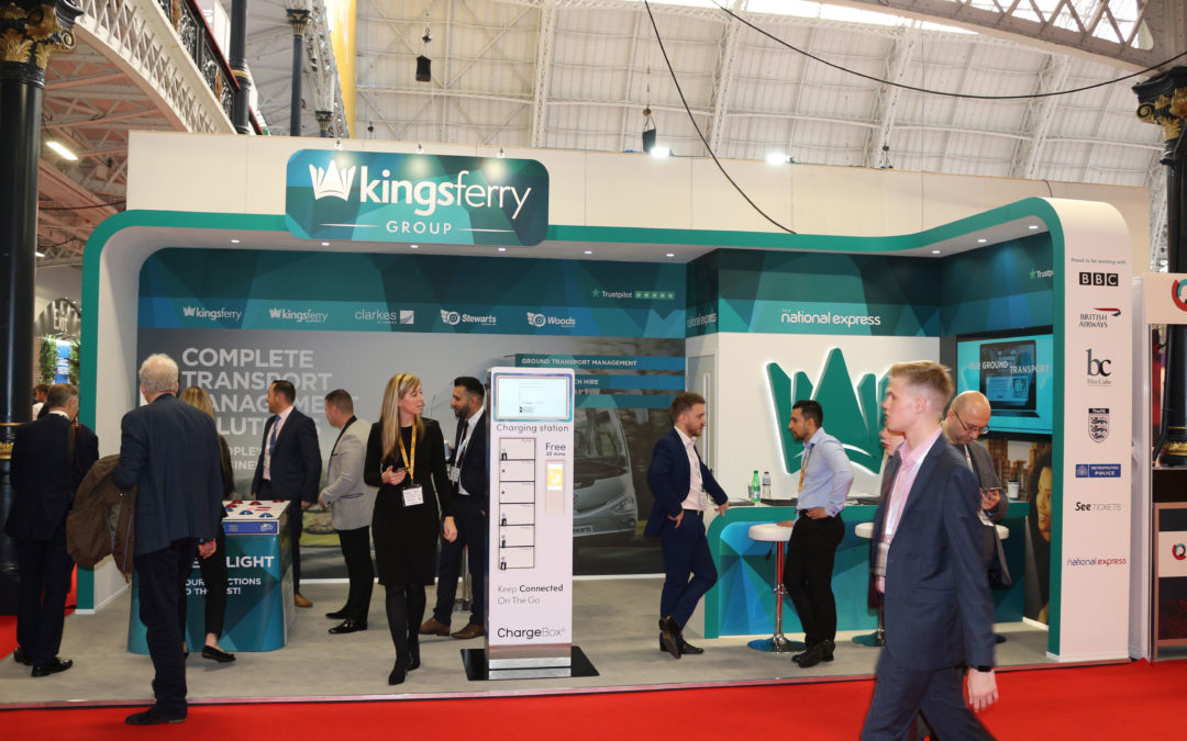 10 WAYS TO MAKE YOUR EXHIBITION STAND WORK HARDER FOR YOUR BUSINESS