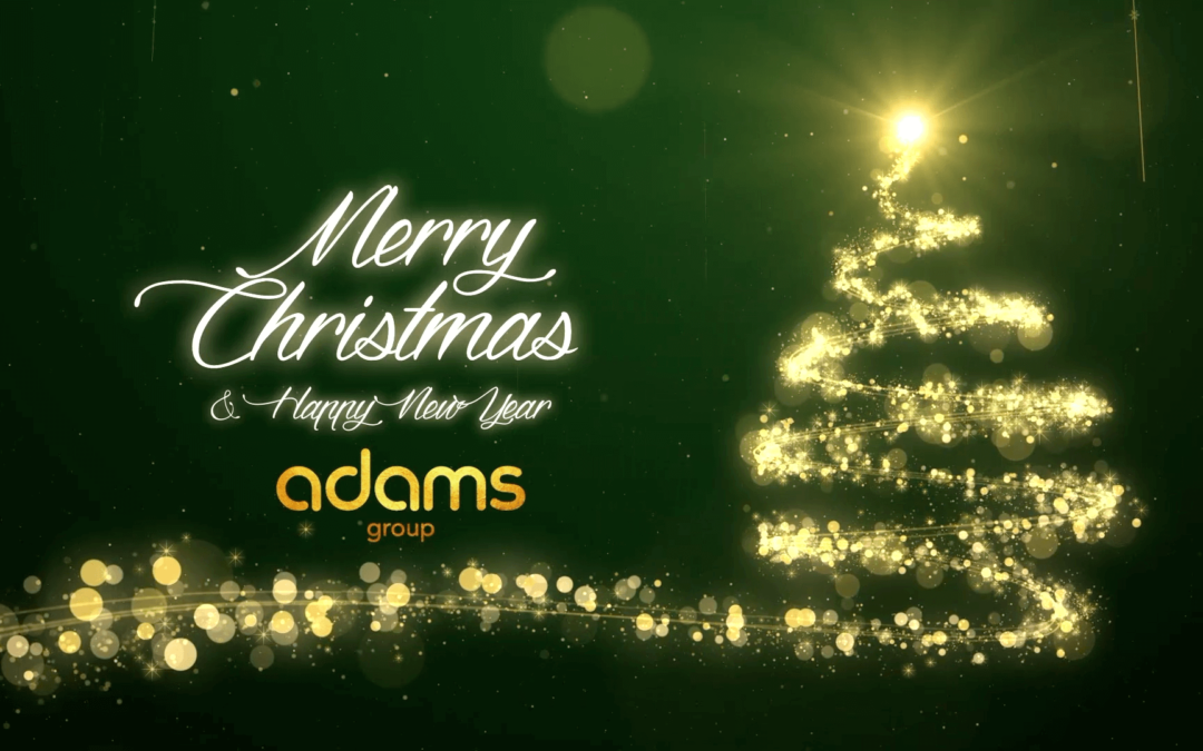merry christmas from adams marketing agency