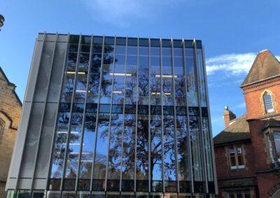 Baxall Construction – Tonbridge School
