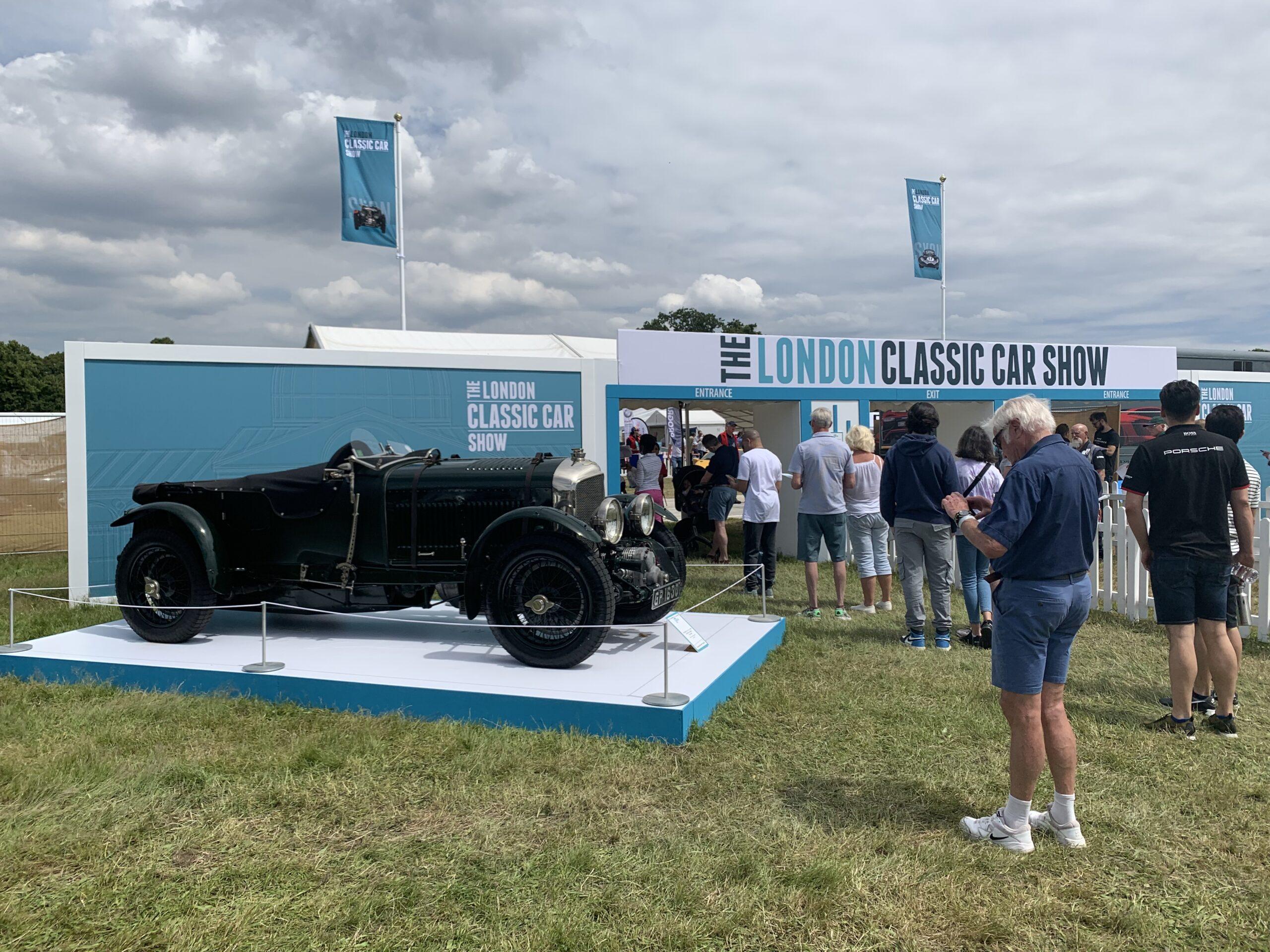 London Classic Car Show 2021