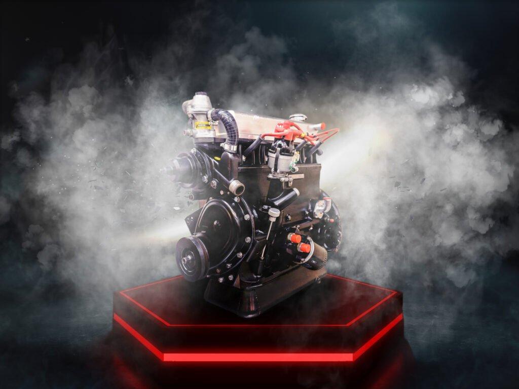 mass racing engine developements
