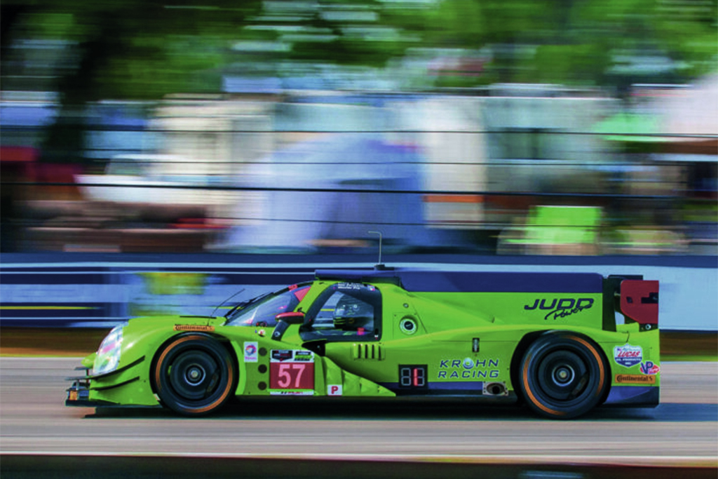 judd power motorsport marketing
